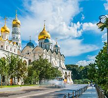 Complete Moscow Kremlin Tour - 56 of 70 by luckypixel