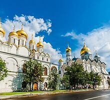 Complete Moscow Kremlin Tour - 57 of 70 by luckypixel