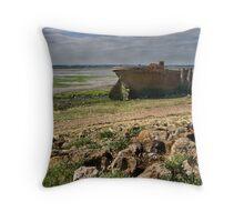 Riverside, Kent England Throw Pillow