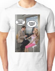 Would you like to use my Dictaphone? Unisex T-Shirt