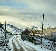 Winter In The Highlands by Doug Sim