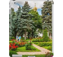 Complete Moscow Kremlin Tour - 60 of 70 iPad Case/Skin