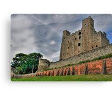 Rochester Castle,Kent England Canvas Print