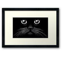 Beautiful Kitty Cat Framed Print