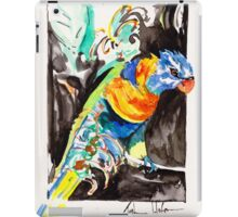 Lorikeet 3 iPad Case/Skin
