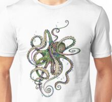 Octopsychedelia Unisex T-Shirt