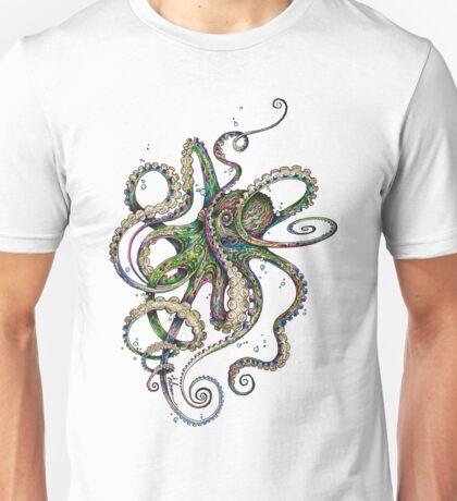 Octopsychedelia Unisex T-Shirt