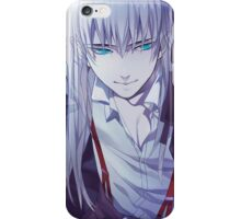 Lance opens up to you ~Nameless iPhone Case/Skin