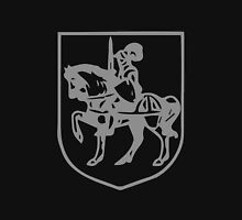 A Complete Guide to Heraldry - Figure 359 — A chevalier on horseback Unisex T-Shirt