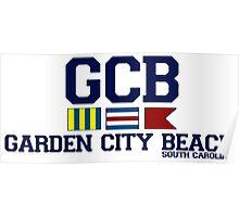 Garden City Beach - South Carolina. Poster