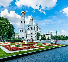 Complete Moscow Kremlin Tour - 65 of 70 by luckypixel