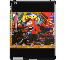 Crash Bandicoot - PixelLust iPad Case/Skin