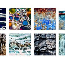 Natural Surface Textures Group by Marilyn Cornwell