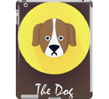 The Dog Cute Portrait iPad Case/Skin