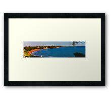 Sunshine Coast Queensland  Framed Print