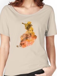 Finland Women's Relaxed Fit T-Shirt