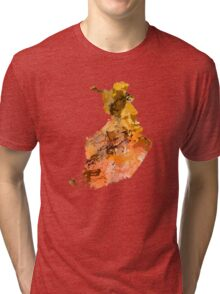 Finland Tri-blend T-Shirt