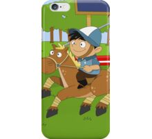 Non Olympic Sports: Polo iPhone Case/Skin