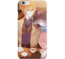 Tei cares for you ~Nameless iPhone Case/Skin