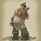 I love teddy by Natassja