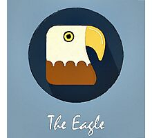 The Eagle Cute Portrait Photographic Print
