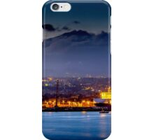 Catania and mount Etna iPhone Case/Skin