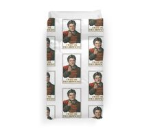 I Want You for a browncoat Duvet Cover