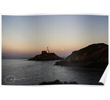 Swansea Lighthouse Poster