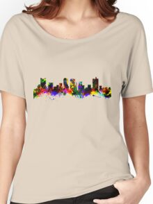 Fort Worth Texas USA Women's Relaxed Fit T-Shirt