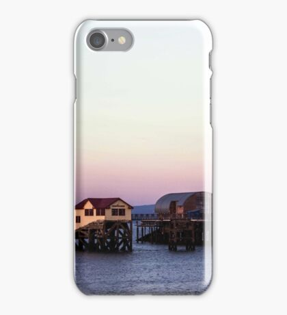 Swansea Lifeboat iPhone Case/Skin