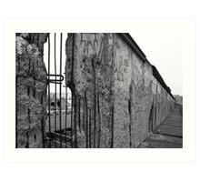 Berlin Wall 1 Art Print