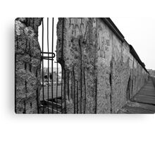 Berlin Wall 1 Canvas Print