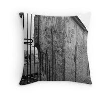Berlin Wall 1 Throw Pillow