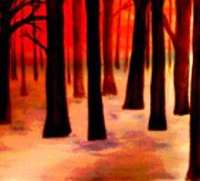 Dream  forest by artbyengels