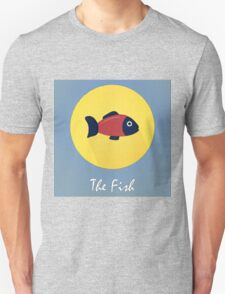 The Fish Cute Portrait T-Shirt