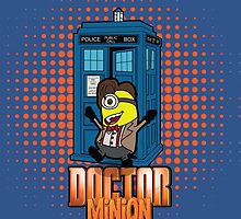 Doctor Minion 11 by HulkHogan