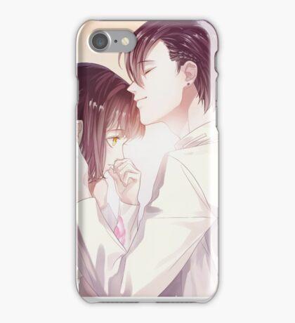Yuri isn't materialistic ~Nameless iPhone Case/Skin