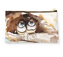 Double Bar Finches Studio Pouch