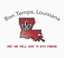 Bon Temps, Louisiana (True Blood) by steini