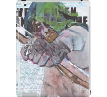 Green Arrow - Island Clipping iPad Case/Skin