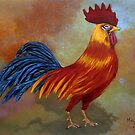 Rooster-3 by maggie326