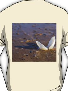 Cockle Shell  in Evening light at Fahan T-Shirt