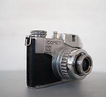Comet Camera 2 by Flo Smith