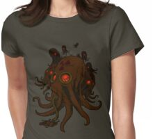 Squidmask Womens Fitted T-Shirt