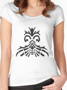 Tattoo design Women's Fitted Scoop T-Shirt