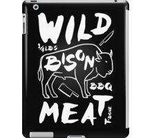 Wild Bison meat iPad Case/Skin