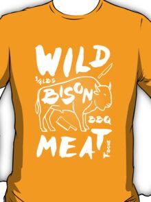 Wild Bison meat T-Shirt