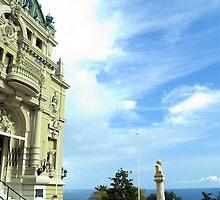 Casino de Monte-Carlo by Julien  Rubicondo