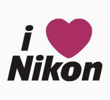 I Love Nikon -  But I own a canon!