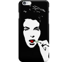 Ms Horne iPhone Case/Skin